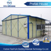 Low Cost Customized Design Steel Prefab House with 2 Bed Rooms