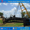 Customized Cutter Machinery Cutter Headed Suction Dredger
