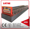 PPGI Cold Rolling Wall & Roof Panel Roll Forming Machine with Pillar Structure