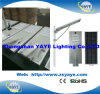 Yaye 18 Hot Sell 50W All in One Solar LED Street Light /All in One 50W Solar LED Road Lamp