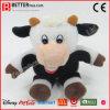 En71 Plush Keychain Soft Toy Stuffed Animal Cow Key Rings for Kids/Children