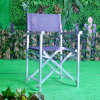 Outdoor Patio Home Hotel Office Garden Textilene Aluminum Folded Director Chair (J837)