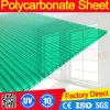 Standard Polycarbonate Roofing UV Coating 4, 6, 8, 10mmthickness