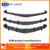 Trailer Suspension Leaf Spring Spare Parts with Qualtiy Bolts and Scews