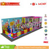 2016 HD15b-060b Cute Funny New Indoor Playground