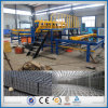 Reinforcing CNC Welded Steel Bar Mesh Concrete Machine