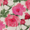 1.0mm Super Soft Flower Printed PU Leather for Handbags (A770)