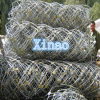 Galvanized and PVC Coated Sns Protective Wire Netting 10-15m Length