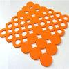 Placemat Felt Decorative Rose Coaster Crochet Doily Coaster