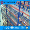 Industrial Warehouse Storage Multi-Level Mezzanine Racking