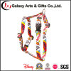 Wholesale Thermal Transfer Dog Leash Lead Fashion Comic Polyester Dog Harness
