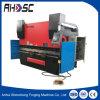 We67k Big Hydraulic Folding Machine CNC Press Brake