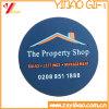 Custom Non-Slip Round Shape Silicone /Rubber / PVC 90mm Coaster of Gift (YB-HR-384)