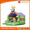 PVC Kids Playground Inflatable Toys Bouncy Slide Combo Castle (T3-002)