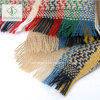 High Quality Cashmere Plaid Shawl Lady Fashion Acrylic Square Scarf
