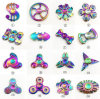 Fidget Spinner Colorful Hand Spinner Decompression Finger Toy