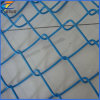 Football Field PVC Coated Chain Link Wire Mesh (Direct Factory)