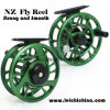 Saltwater Strong and Smooth Machine Cut Fly Reel