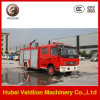 Dongfeng Chasssis with 4000L Water Tank Fire Fighting Truck