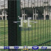 PVC Coated Galvanized/Stainless Steel 358 Security Fence (Wire diameter: 4mm Hole size: 76.2mm*16.7mm)