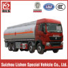 4 Axle Heavy Truck with Carbon Steel Tank