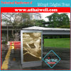 Outdoor Advertising Bus Station Scrolling Light Box