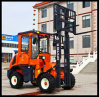 3.0 Ton All Terrain Forklift Truck Cpcy 30 with CE
