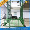 China Hydraulic Guide Rail Lift Customized Cargo Lift