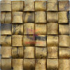 Arched Shape Copper Mosaic Tile (CFM1057)