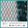 Plastic Coated Mesh Fence Roll/Chain Link Fence for Building