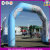 Hot Inflatable Painted Inflatable Entrance Arch Gate