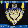 2016 Metal Custom Soft Enamel Popular Medal