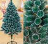 Plastic Christmas Decoration Tree