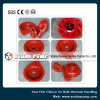 Polyurethane PU Centrifugal Slurry Pump Wear Parts Impeller