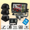 Double Bus Quad DVR Rear View System (DF-737CH314)