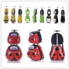 "2014 Animal Design Kids Travel System Baby School Bag and Trolley Travel Set (17"" &13'')"