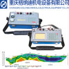 Resistivity Imaging, Electric Resistivity, Wenner Survey, Multi Channel Resistivity Meter Duk-2 Electrical Resistance Tomography