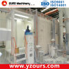 Stainless Steel Powder Coating Booth with Recovery System