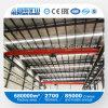 Light Duty 10 Ton Single Girder Overhead Crane