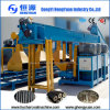 Long Using Time Hexagon Wood Briquette Machine