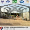 Steel Portal Frame Building for Cowshed