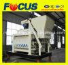 Beton Mixer Machinery, Js1500 Twin Shaft Concrete Mixer of 75-90m3/H