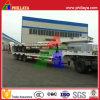 3 Axles Heavy Machine Loading Truck Semi Low Bed Trailer