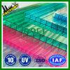 10 Years Warranty Green Polycarbonate Twin Wall Sheet