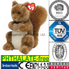 EN71 Gift Soft Stuffed Animal Squirrel with Nut Plush Toy