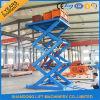 20t Hydraulic Motor Stationary, Scissor Work Platform Lift/
