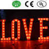 High Quality LED Light Letter Signs