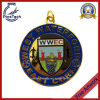 Factory Custom Sport Medallion, Hard Enamel Football League Medal