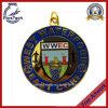 Factory Custom Sport Medallion, Hard Enamel Football League Medal