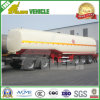 3 Axles Transport Oil Tanker Trailer